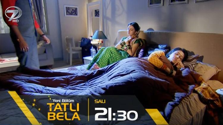 Tatlı Bela 16.bölüm Kanal 7'den izle! Shlok ve Astha düğünü...