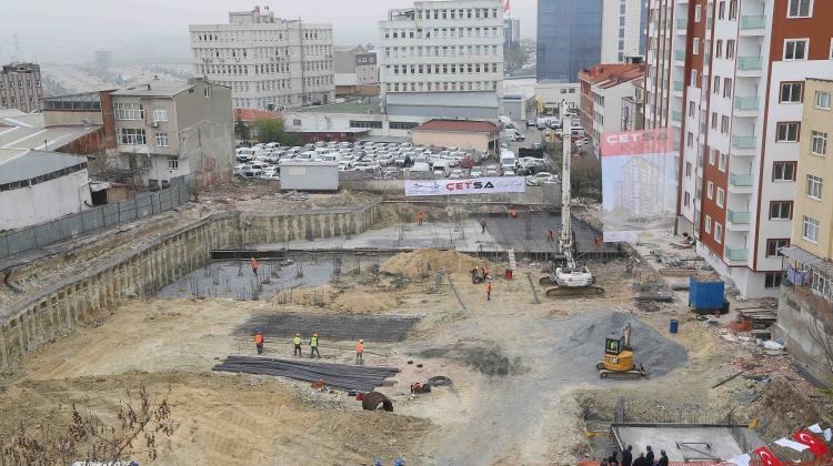 Çetsa Park Evleri'nin temeli törenle atıldı