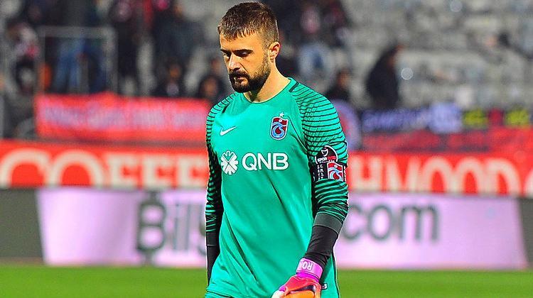 Trabzonspor'da Onur Kıvrak şoku!