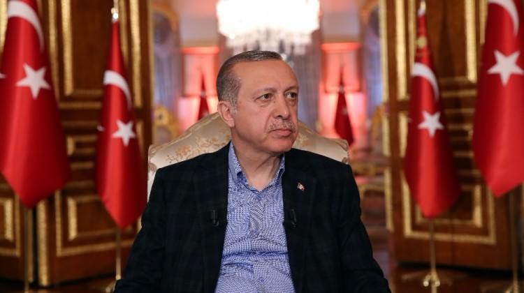 Erdoğan'dan önemli anket yorumu