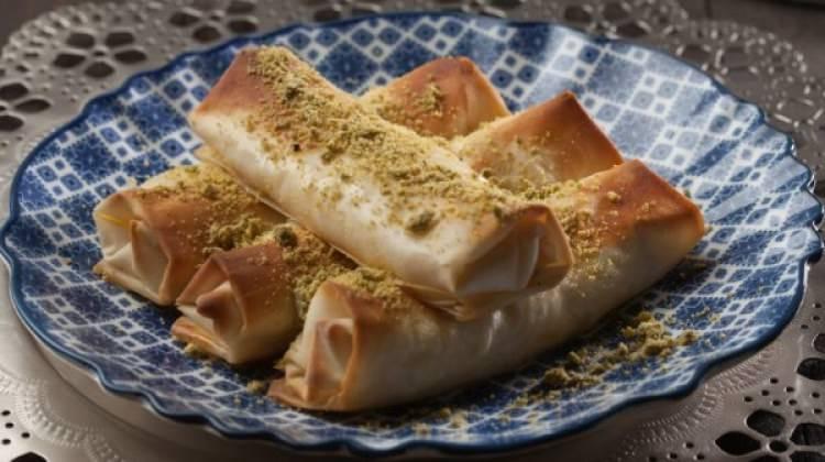 Pratik tatlı (Znoud El Sit) tarifi