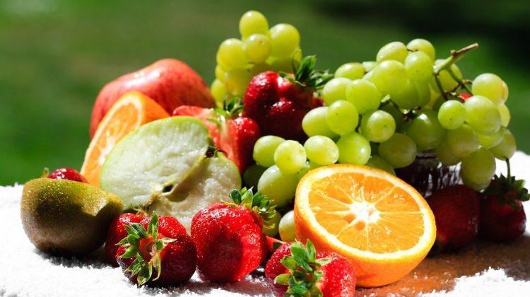 Türkiye'de kişi başına 90 kilo meyve yeniyor