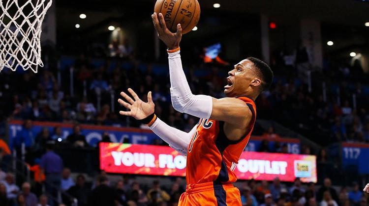 Westbrook rekora koşuyor!
