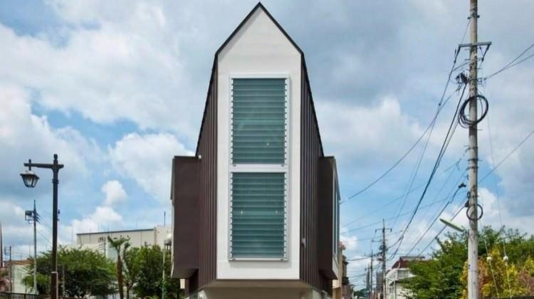 594 metrekarelik bu ev görenleri şaşırtıyor