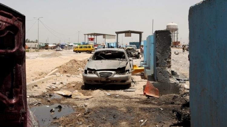 Irak'ta bomba yüklü araçla saldırıda 8 kişi öldü