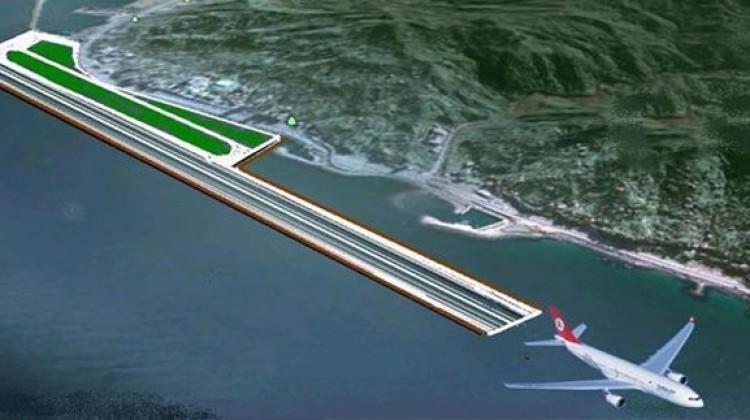 Rize-Artvin havalimanı 2020'de tamamlanacak