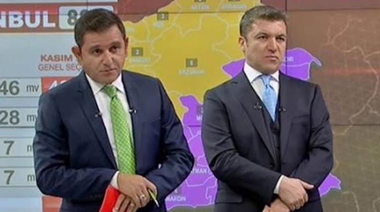 Fatih Portakal seçim sonuçları ile ilgili görsel sonucu