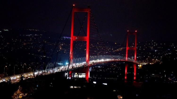 """15 Temmuz Şehitler Köprüsü """"serbestleşiyor"""""""