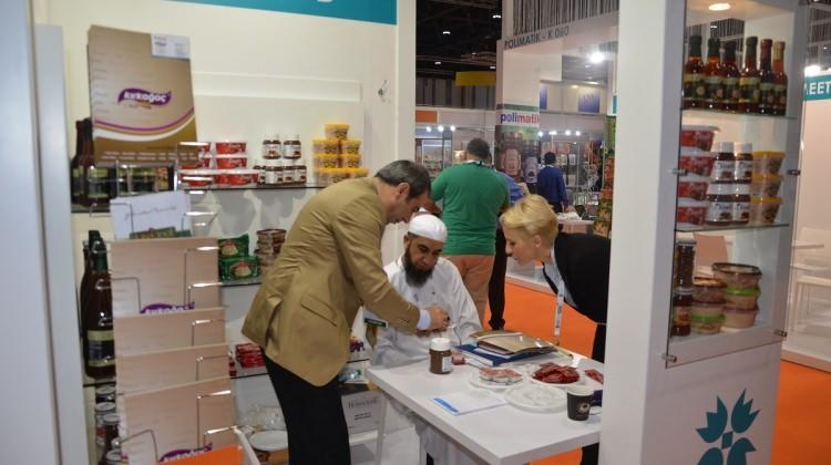DAİB gıda sektörü Arap ülkeleri ile buluşacak