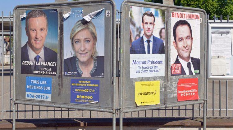 Fransa sokakların seçim rüzgarı!