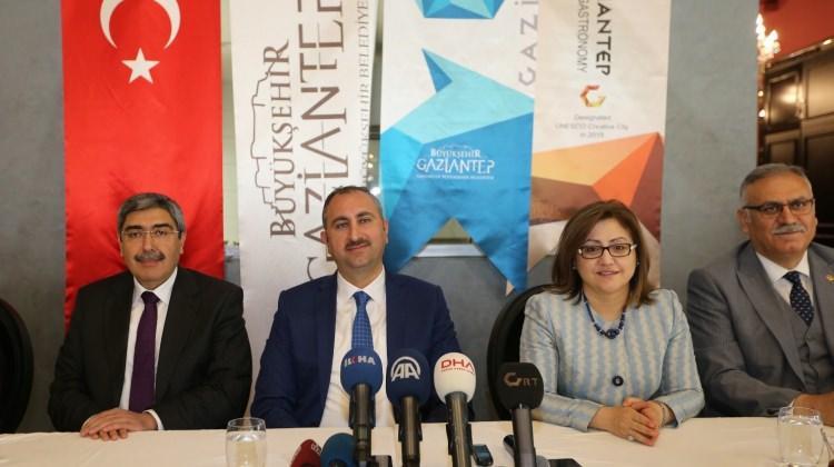 Şahin: '2 milyon Gaziantepliye teşekkür ediyorum'