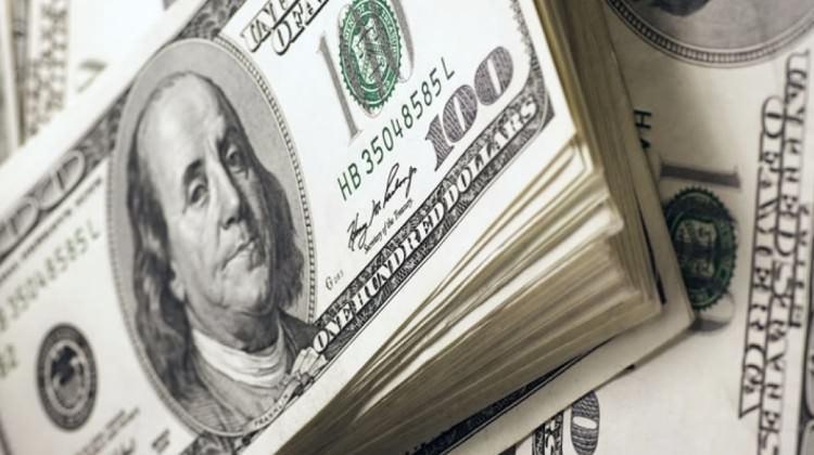 Dolarda hızlı düşüş sürüyor