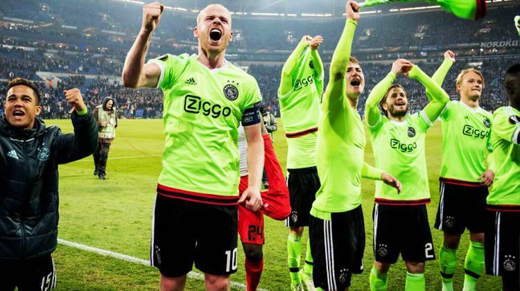 Ajax küllerinden doğdu yarı finale uçtu!