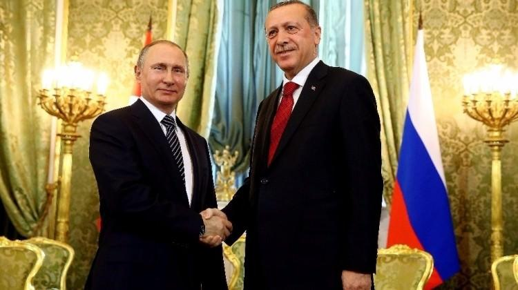 Erdoğan ve Putin tekrar görüşecek