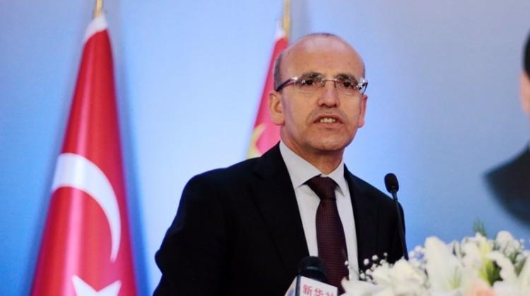 Mehmet Şimşek'ten önemli Rusya açıklaması