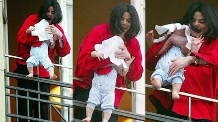 Michael Jackson'ın oğlu Blanket Jackson büyüdü