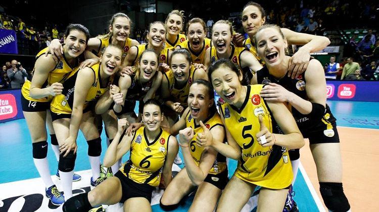 Bu gurur Türkiye'nin! VakıfBank Avrupa şampiyonu