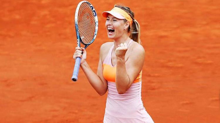Sharapova'nın 15 aylık hasreti sona eriyor!