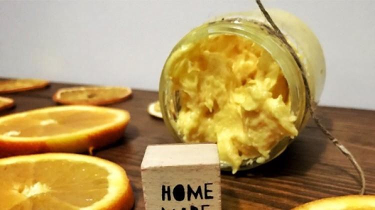 Portakallı vücut yağı nasıl yapılır?