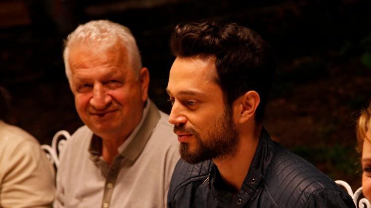 Murat Boz ve babası intihar girişimini önledi