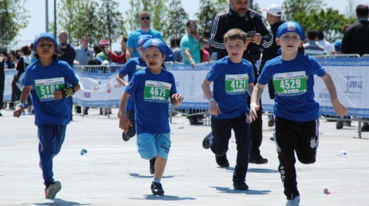 Dünyanın en büyük 'Çocuk Maratonu' gerçekleşecek!