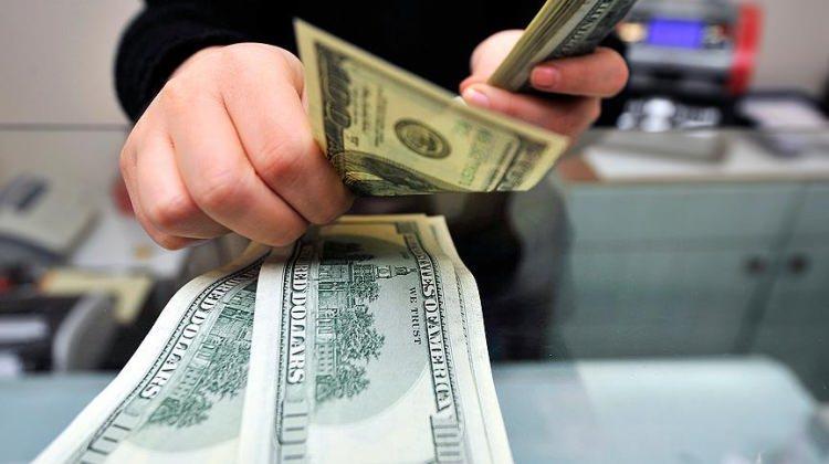 Dolar güne düşüşle başladı!