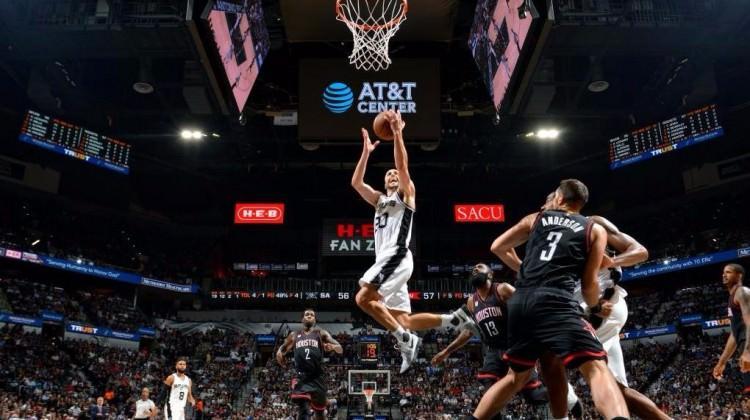 San Antonio Spurs uzatmada kazandı!