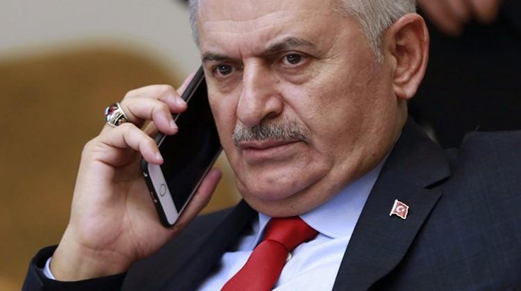 Başbakan Yıldırım'dan İhsanoğlu'nun eşine telefon!