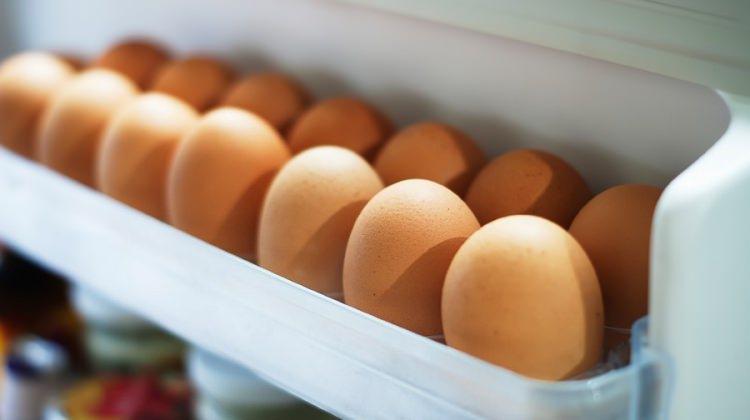 Yumurta buzdolabı kapağında saklanır mı?