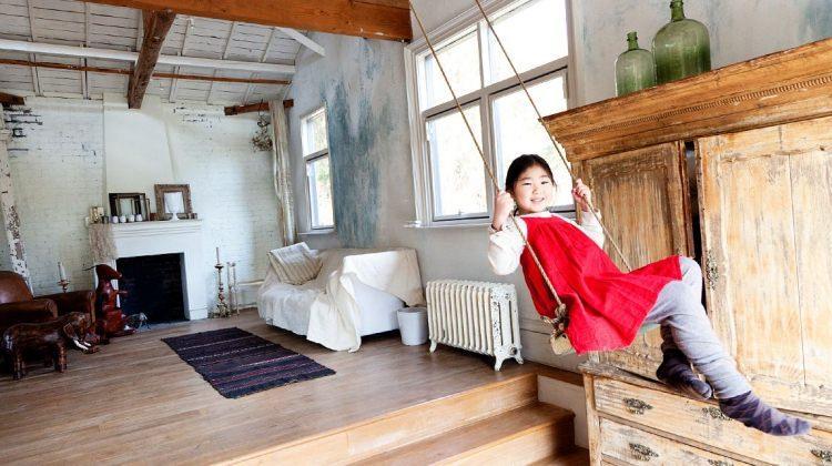 Ev içi salıncak modelleri