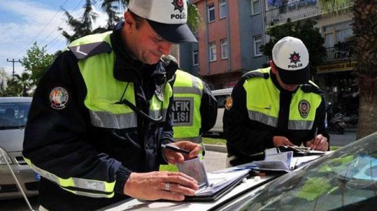 Artık trafik cezaları elektronik ortamda