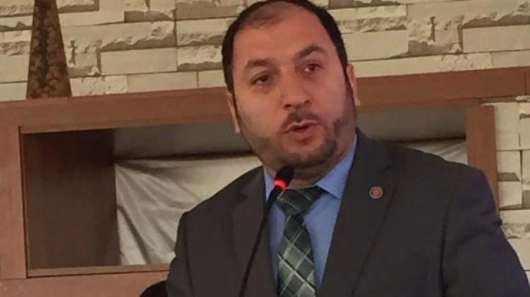 Diyanet-Sen Başkanı Aras FETÖ'den tutuklandı