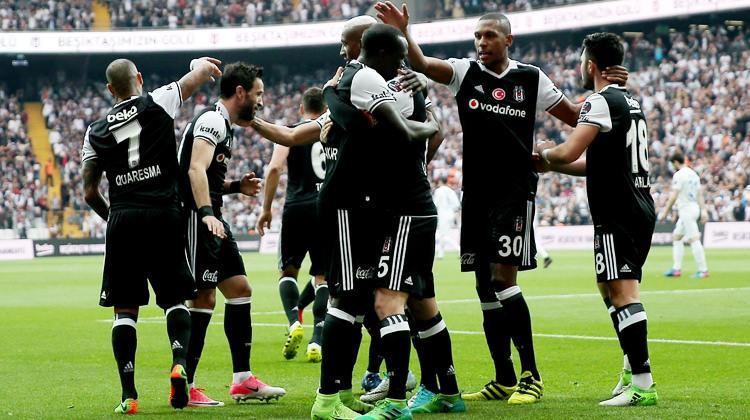 Beşiktaş'tan şampiyonluk yolunda dev adım!