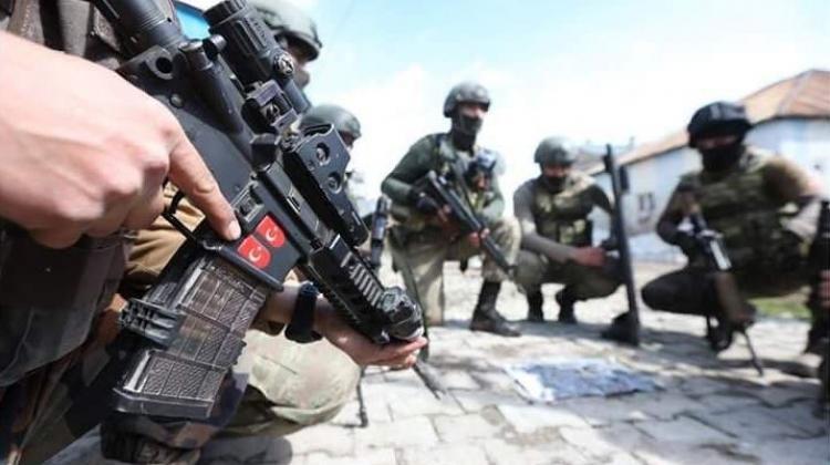 Erdoğan 'vururuz' dedi! TSK harekete geçti