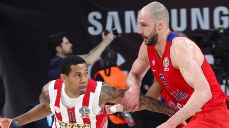 Olympiakos'tan CSKA'ya büyük sürpriz!