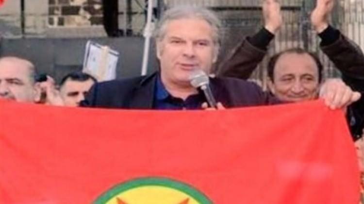 PKK sözcüsü Alman vekilin İncirlik'te ne işi var?