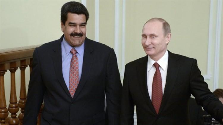 Rusya'dan Venezuela'ya gıda desteği