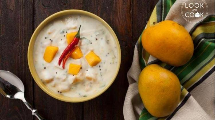 Acılı mango sosu tarifi