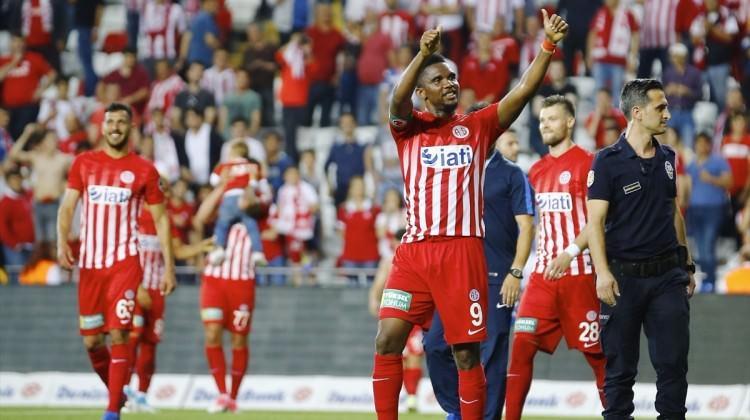 Antalyaspor'dan rekor puan