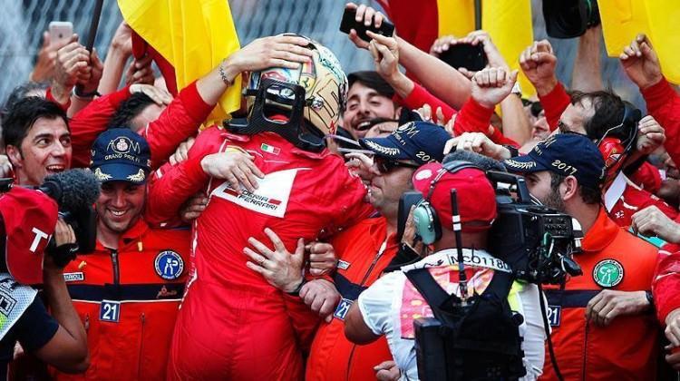 Ferrari'de 16 yıl sonra bir ilk!