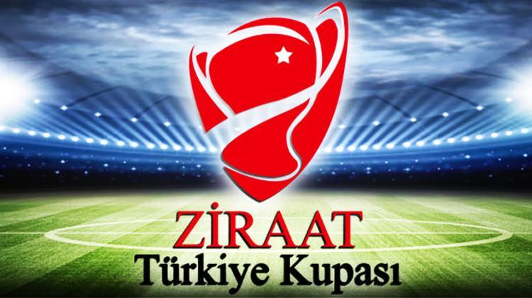 Türkiye Kupası'nda 14 takım tur atladı