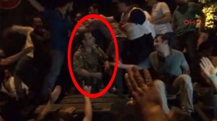 Tanktan çıkan polis müdürünün cezası belli oldu!