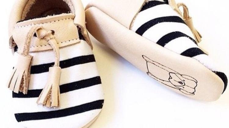 Bebeklere özel ayakkabı modelleri