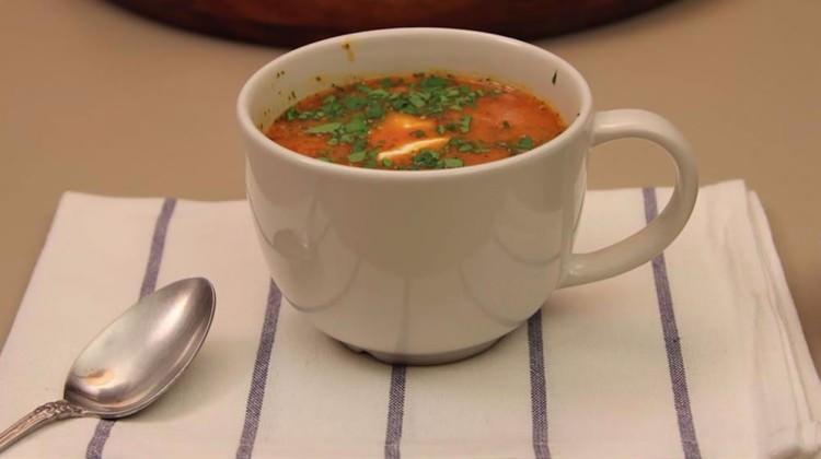 Kırmızı biber çorbası tarifi