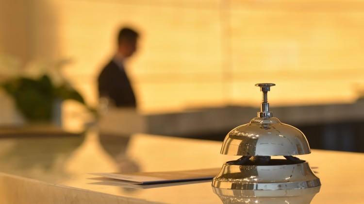 Otel doluluk oranı nisanda arttı