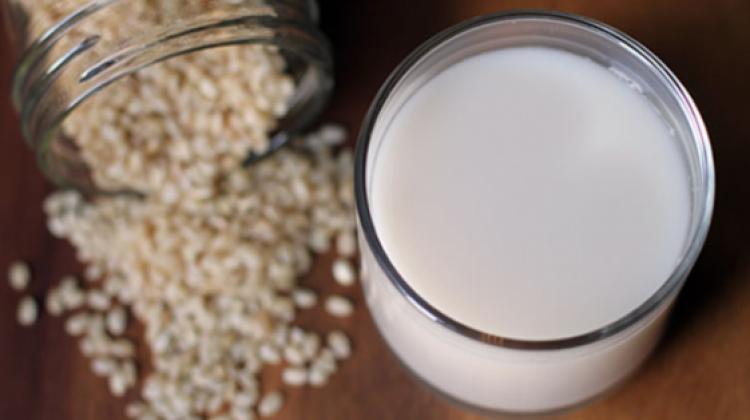Diyet listelerinin vazgeçilmezi: Pirinç sütü