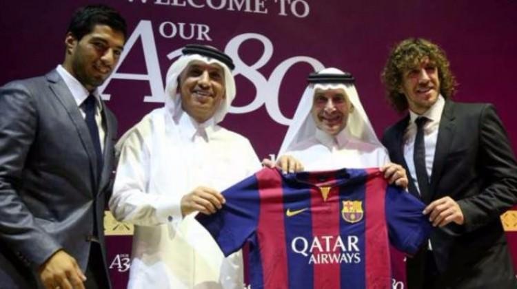 Barcelona'dan flaş Katar açıklaması!