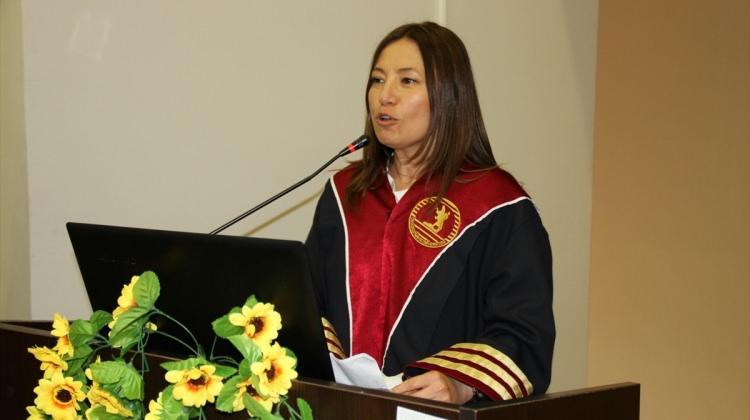 OMÜ Turizm Fakültesinde mezuniyet töreni
