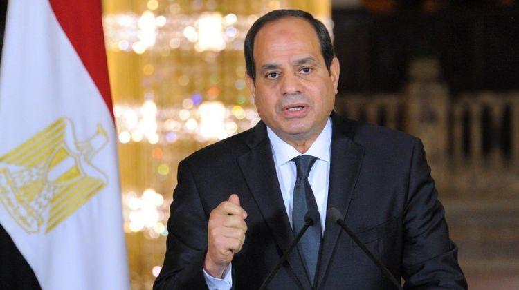 Tahammül edemiyor! Sisi'den Osmanlı hamlesi