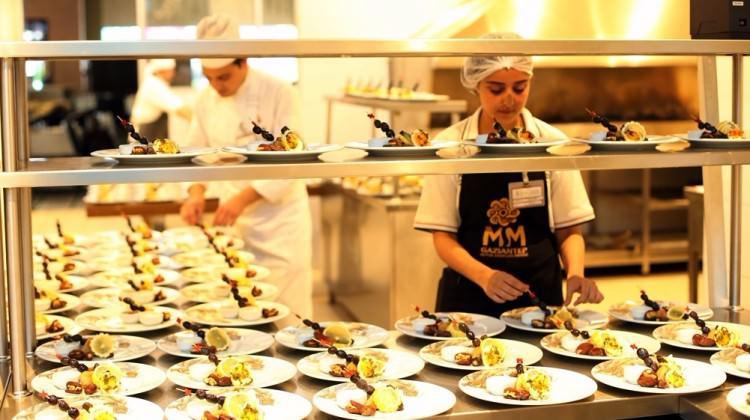 Mutfak Sanatları Merkezi'nde lezzet şöleni